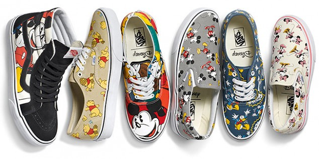 official photos 7a028 31a56 Spoke: Vans Disney